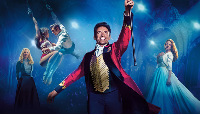 Orange Shade presents The Greatest Showman