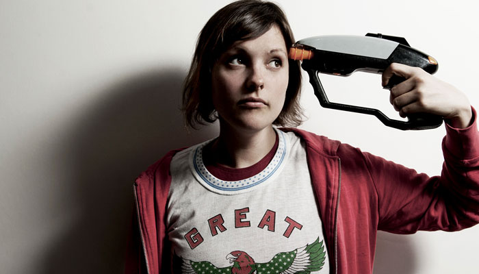 Josie Long (late-night)