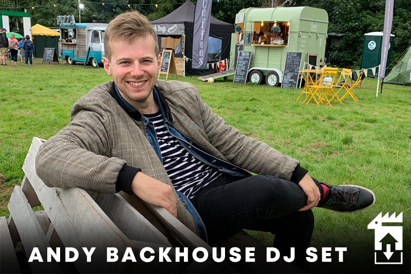 Andy Backhouse DJ Set