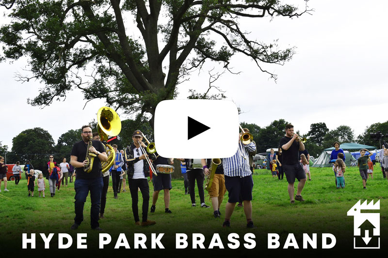 Hyde Park Brass Band
