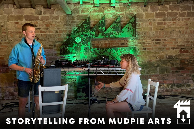 Storytelling From Mudpie Arts