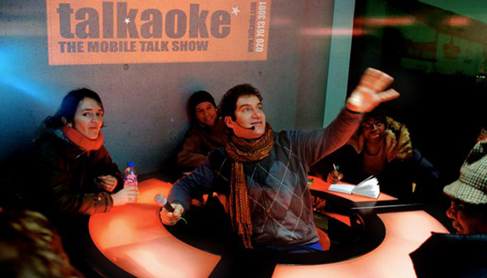 Talkaoke