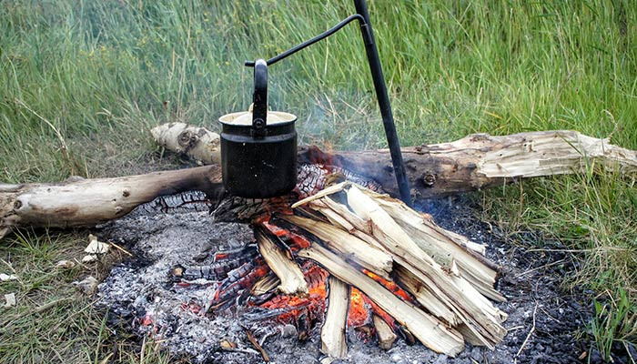 Rugged Outdoors: Wild Kitchen