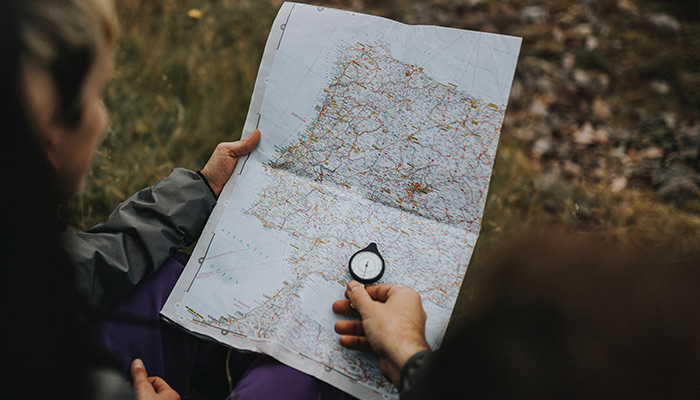 Rugged Outdoors: Navigation skills